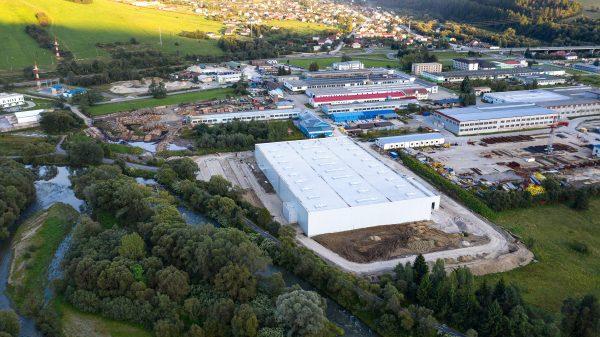 realizacia elektroinstalacie pre novu vyrobnu halu automobilovy priemysel TI Hanil