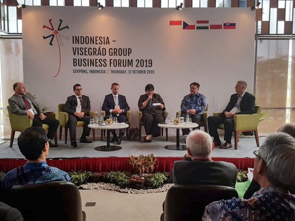 IMAO - Indonesia businnes forum 2019
