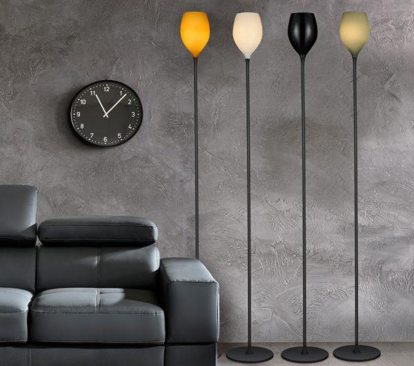 moderna stojanova lampa