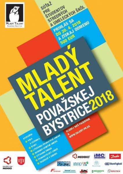 Mladý talent Považskej Bystrice 2018