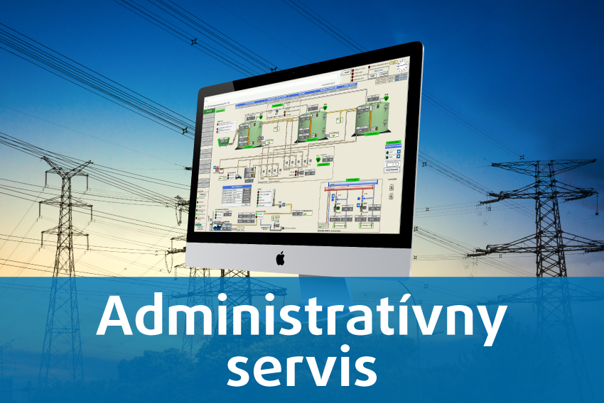 Administratívny servis bioplynových staníc a fotovoltických elektrárné