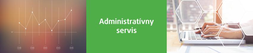 Administratívny servis obnoviteľných zdrojov