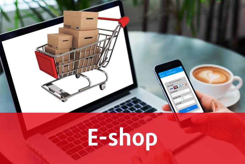 Internetový obchod s elektroinštalačným materiálom a svietidlami