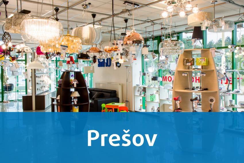 Predajňa IMAO Prešov