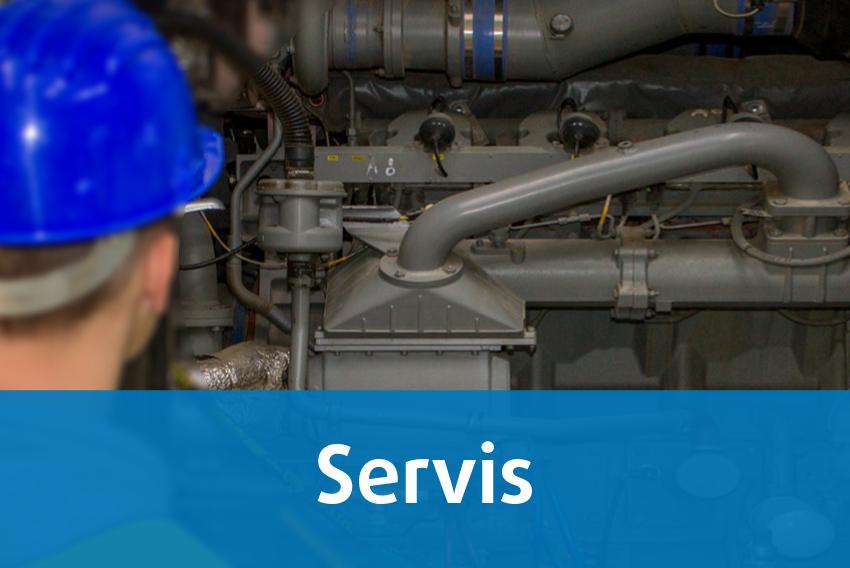 Servis bioplynových staníc
