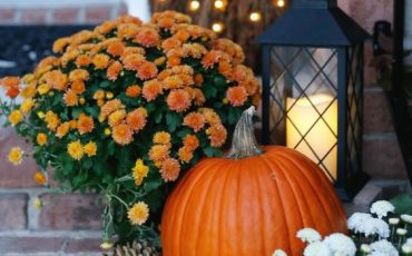 výzdoba halloween - svietidlá